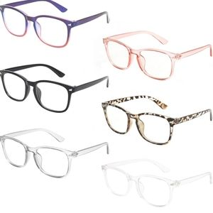 Blue blocker eyeglasses